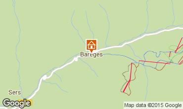 Carte Barèges Studio 81896
