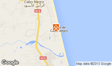 Carte Cabo Negro Appartement 78959