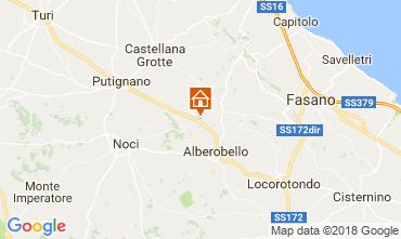Carte Alberobello Villa 113922