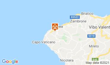 Carte Tropea Villa 57487