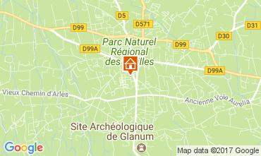 Carte Saint Rémy de Provence Appartement 112628