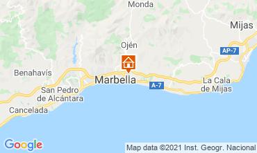 Carte Marbella Appartement 105045