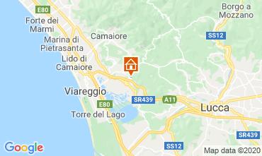 Carte Viareggio Gite 98512