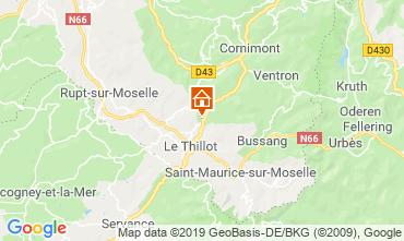 Carte La Bresse Hohneck Chalet 119039