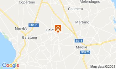 Carte Lecce Villa 104568