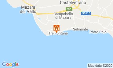 Carte Tre Fontane Appartement 63992