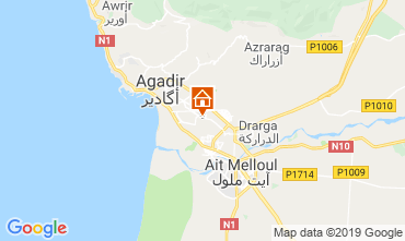 Carte Agadir Appartement 115128