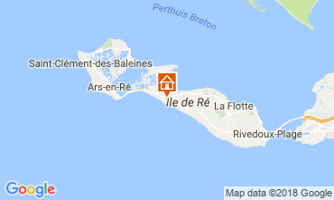 Carte La Couarde-sur-Mer Maison 113774