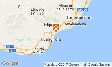 Carte Fuengirola Appartement 111259