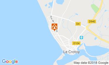 Carte Le Crotoy Appartement 117275