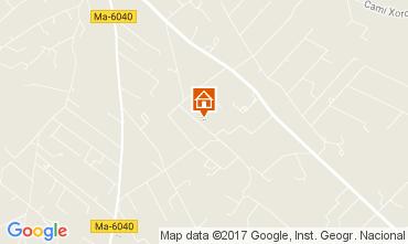 Carte Campos Villa 111441