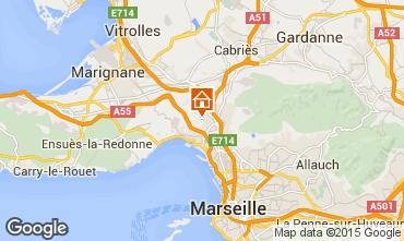 Carte Marseille Villa 95177