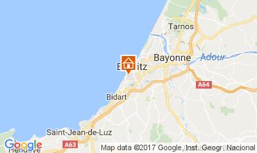 Carte Biarritz Studio 109300