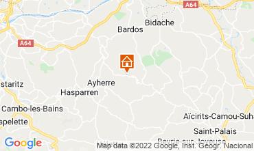 Carte Biarritz Chalet 69281