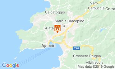 Carte Ajaccio Appartement 108065
