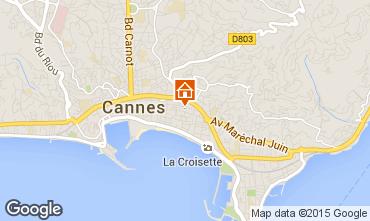 Carte Cannes Appartement 95390