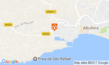 Carte Albufeira Appartement 109950