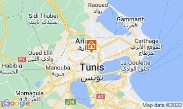 Carte Tunis Appartement 80246