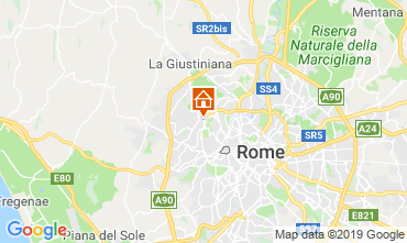 Carte Rome Appartement 98711