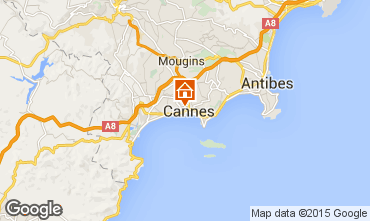Carte Cannes Studio 57974