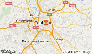 Carte Toulouse Appartement 92820