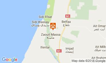 Carte Agadir Villa 113551