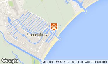 Carte Empuriabrava Appartement 76504