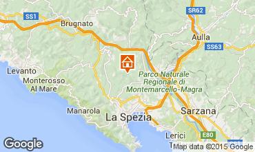 Carte La Spezia Villa 78765