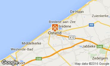 Carte Ostende Appartement 75999