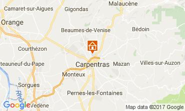 Carte Carpentras Maison 111658