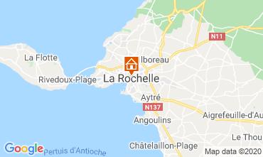 Carte La Rochelle Appartement 106433
