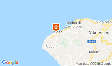 Carte Tropea Appartement 113977