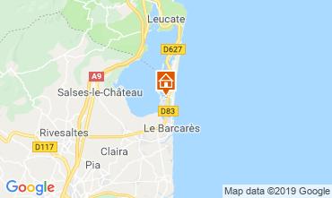 Carte Argeles sur Mer Maison 118229