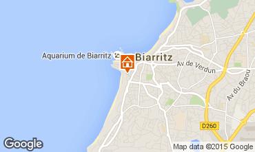 Carte Biarritz Appartement 15275
