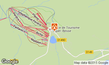 Carte Besse - Super Besse Studio 26162