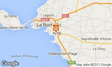 Carte La Rochelle Maison 87533