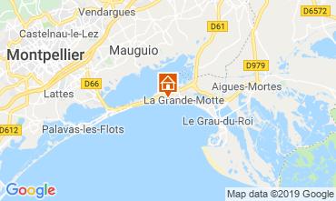 Carte La Grande Motte Appartement 61785