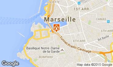 Carte Marseille Appartement 95373