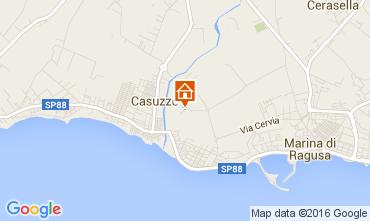 Carte Marina di Ragusa Appartement 104383