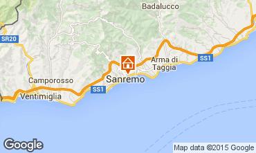 Carte Sanremo Appartement 72602