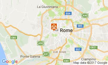 Carte Rome Appartement 111684