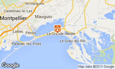 Carte La Grande Motte Appartement 44888