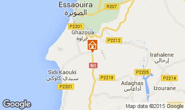 Carte Essaouira Maison 72308