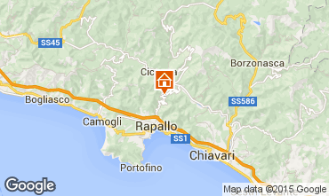 Carte Rapallo Appartement 99580