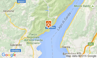Carte Toscolano-Maderno Appartement 105627