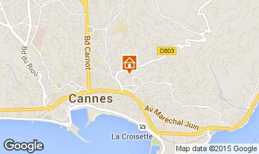 Carte Cannes Appartement 59852