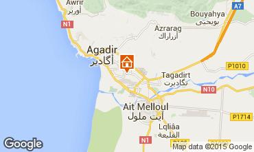 Carte Agadir Appartement 97319