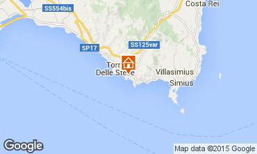 Carte Villasimius Villa 97576