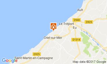 Carte Le Tréport Maison 112767