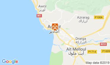 Carte Agadir Appartement 119890